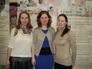 Выставку «Спасай взятых на смерть» показали студентам Архангельского колледжа культуры