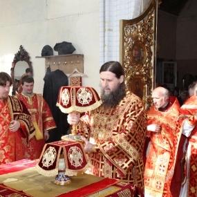 Епископ Даниил: «Церковные Таинства - это не анальгетики»
