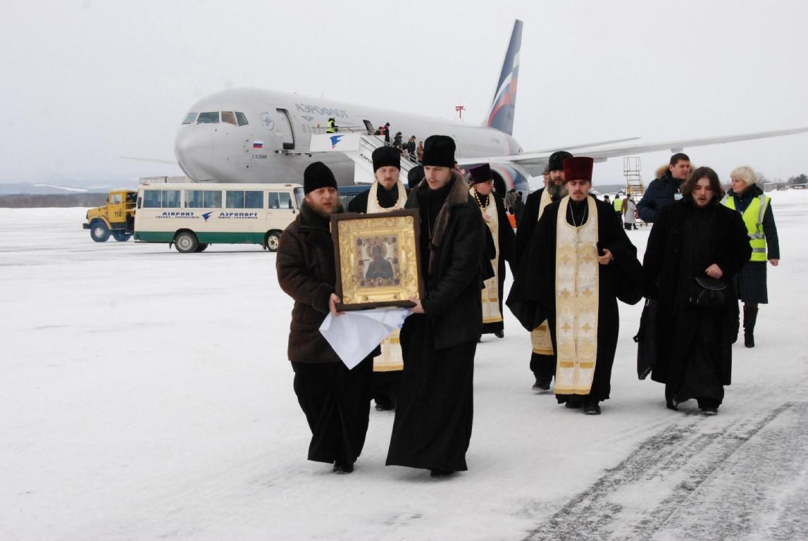 В Архангельскую епархию прибывает чудотворная икона Божией Матери «Семистрельная»