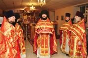 Архиерейская литургия в праздник